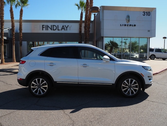 New 2019 Lincoln MKC Reserve L19261 For Sale in Henderson, NV