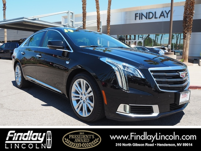 Pre-Owned 2019 Cadillac XTS Luxury Sedan For Sale in Henderson, NV