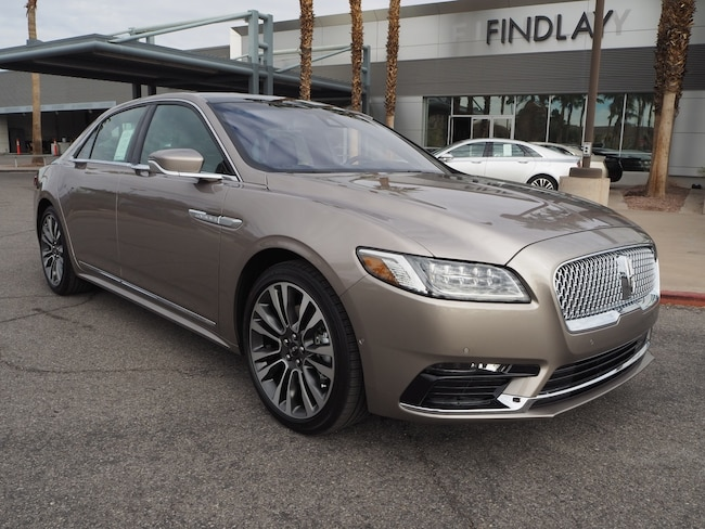 New 2019 Lincoln Continental Reserve L19156 For Sale in Henderson, NV