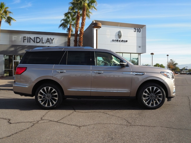 New 2019 Lincoln Navigator Select L19065 For Sale in Henderson, NV