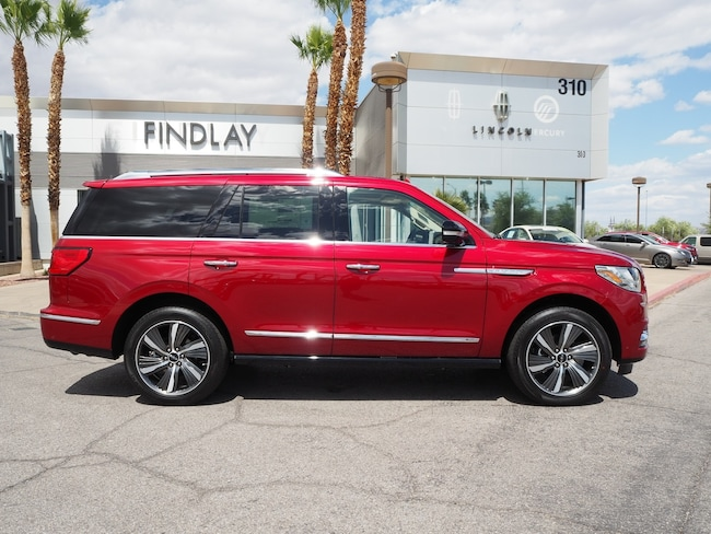 New 2019 Lincoln Navigator Reserve L19251 For Sale in Henderson, NV
