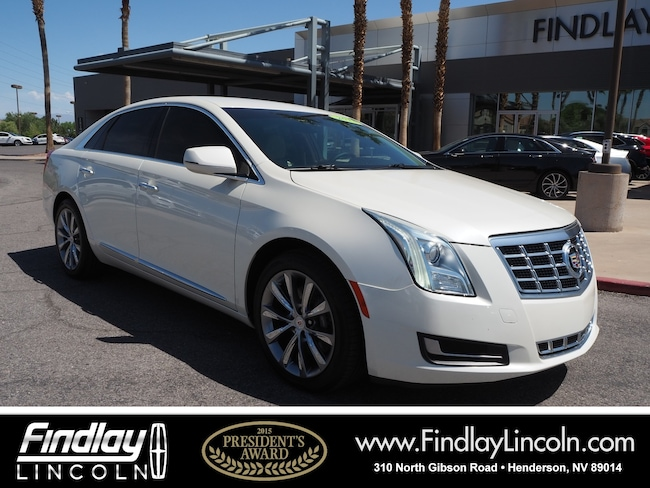 Pre-Owned 2013 Cadillac XTS Base Sedan For Sale in Henderson, NV