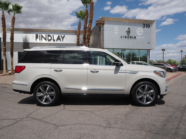New 2019 Lincoln Navigator Select L19253 For Sale in Henderson, NV