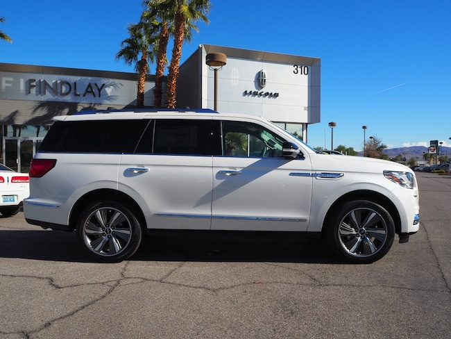 New 2019 Lincoln Navigator Select L19125 For Sale in Henderson, NV