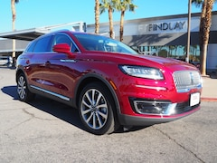 New 2019 Lincoln Nautilus Select L19068 in Henderson, NV