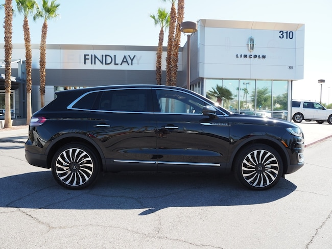 New 2019 Lincoln Nautilus Black Label LB19267 For Sale in Henderson, NV