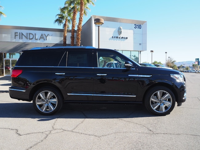 New 2019 Lincoln Navigator Reserve L19174 For Sale in Henderson, NV