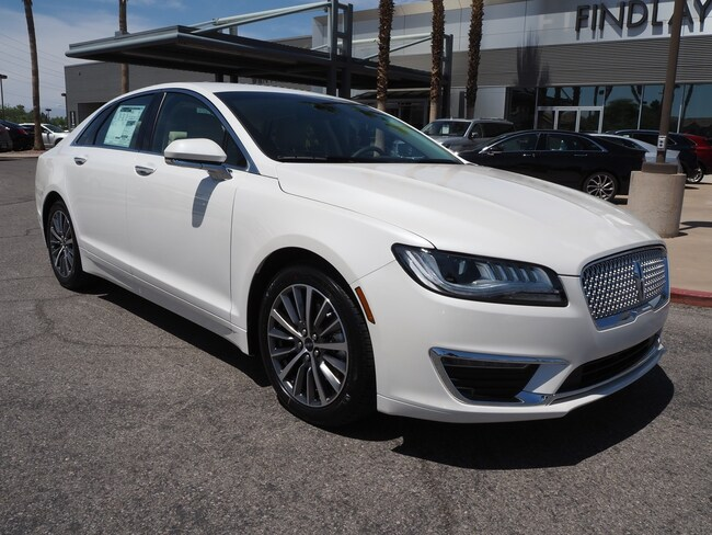New 2019 Lincoln MKZ Reserve I L19292 For Sale in Henderson, NV