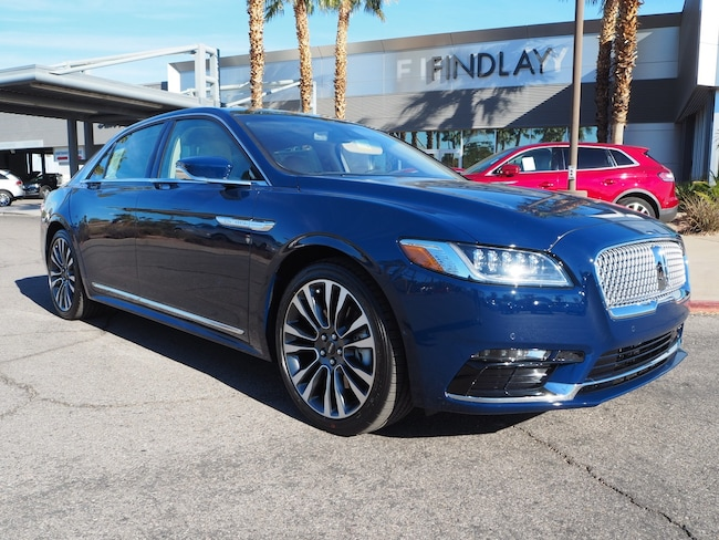 New 2019 Lincoln Continental Reserve L19082 For Sale in Henderson, NV