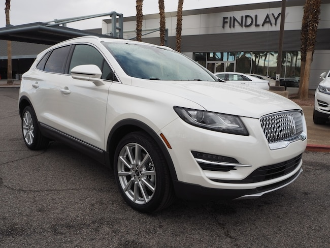 New 2019 Lincoln MKC Reserve L19175 For Sale in Henderson, NV