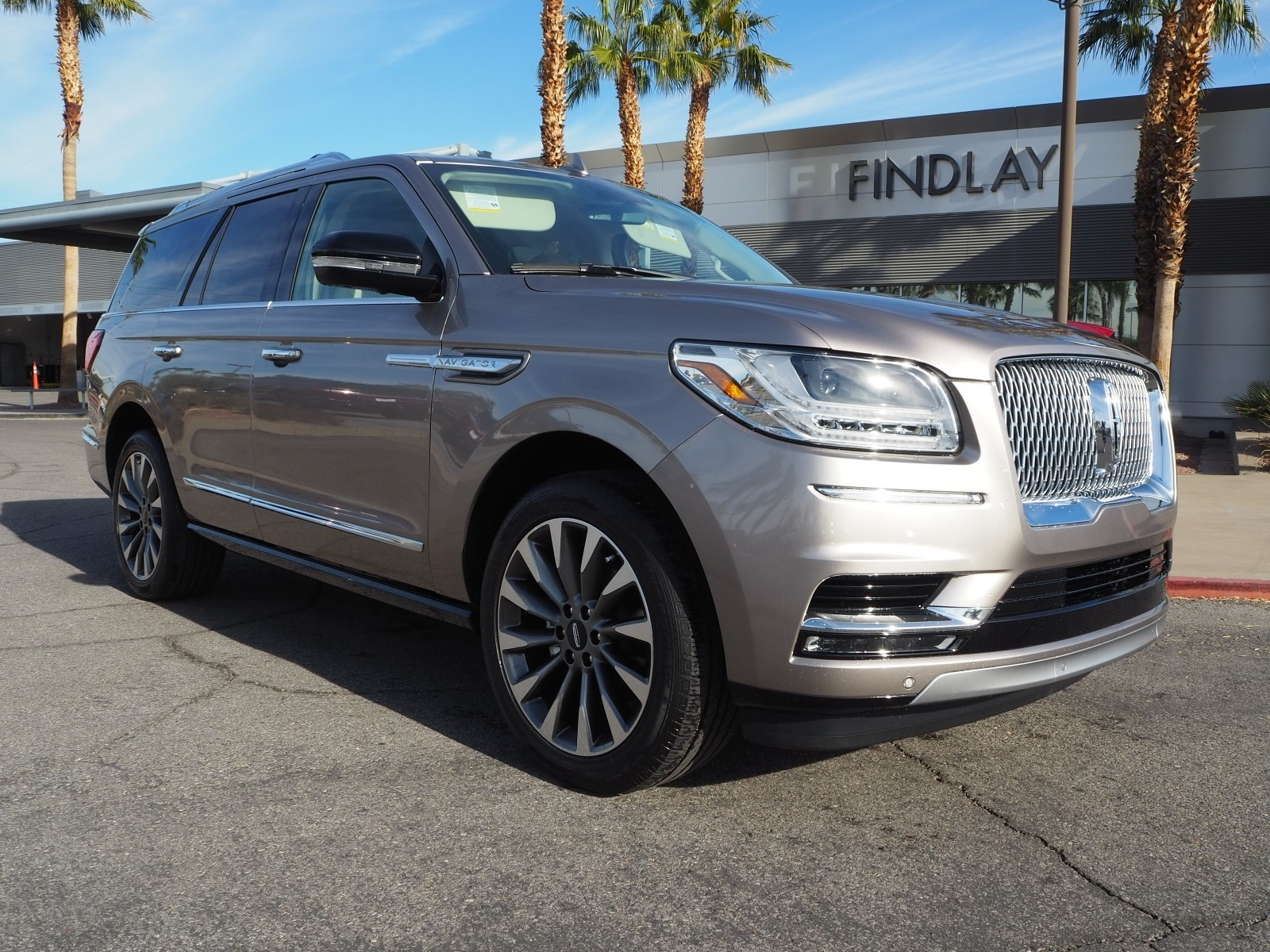 2019 Lincoln Navigator Select L19065