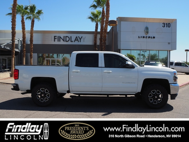 Pre-Owned 2017 Chevrolet Silverado 1500 LT Truck For Sale in Henderson, NV