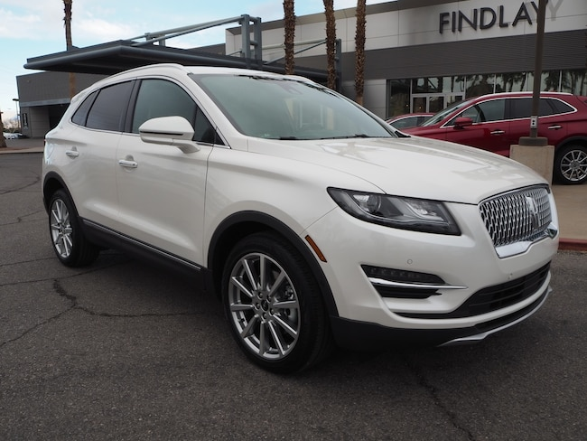 New 2019 Lincoln MKC Reserve L19112 For Sale in Henderson, NV