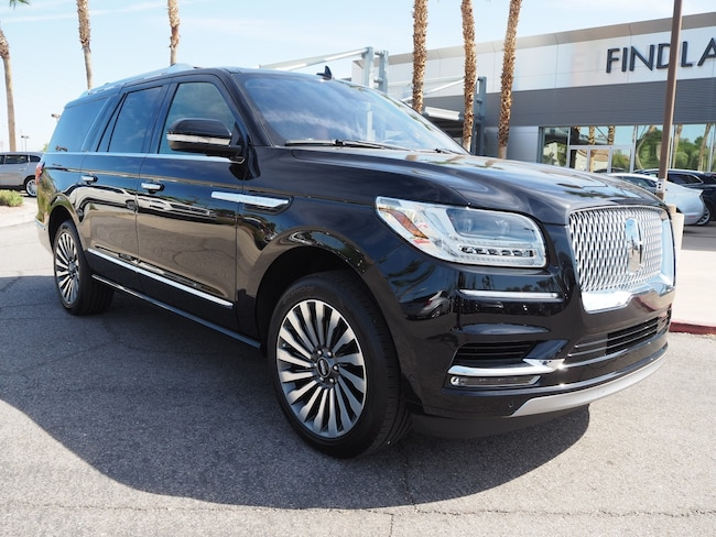 New 2019 Lincoln Navigator L L19291 For Sale in Henderson, NV