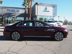 New 2019 Lincoln Continental Select L19151 in Henderson, NV