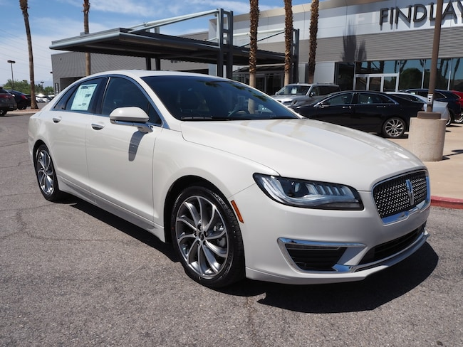 New 2019 Lincoln MKZ Reserve I L19295 For Sale in Henderson, NV