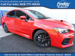 New 2019 Subaru WRX Limited Sedan for Sale in Prescott, AZ