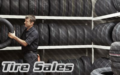 Tire Sales in Prescott, Arizona