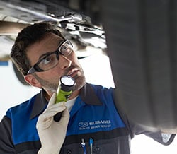 Get your suspension and alignment checked at Findlay Subaru Prescott