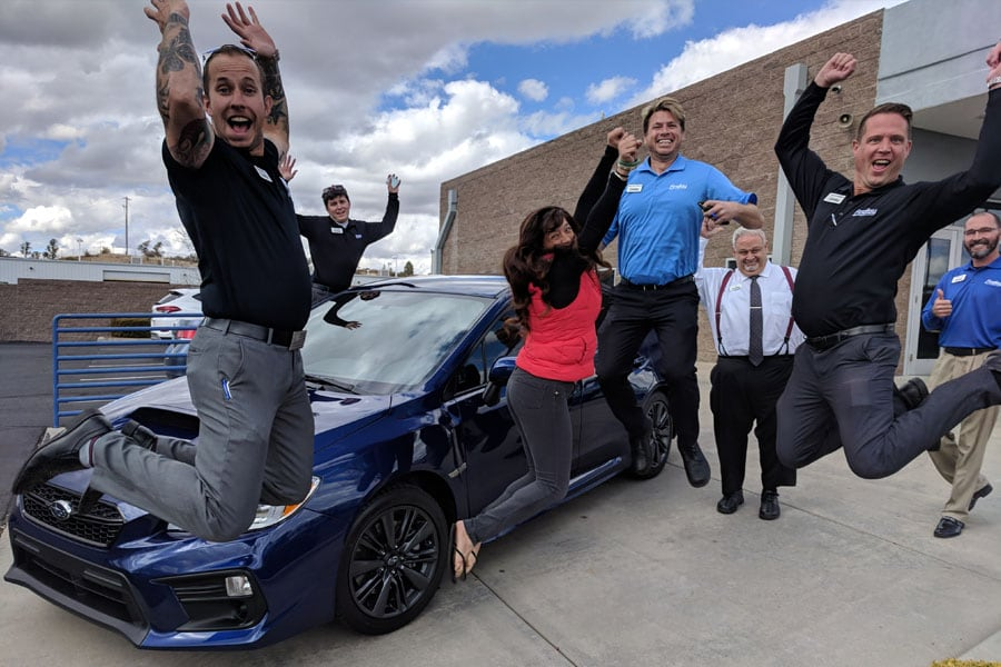 Findlay Subaru Prescott Is Excited To Help You!