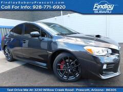 New 2019 Subaru WRX Premium Sedan in Prescott, AZ