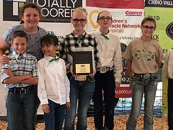 Yavapai County 4-H/FFA Members