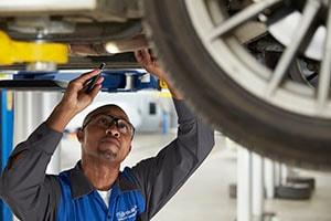 Exhaust Inspection available at Findlay Subaru Prescott