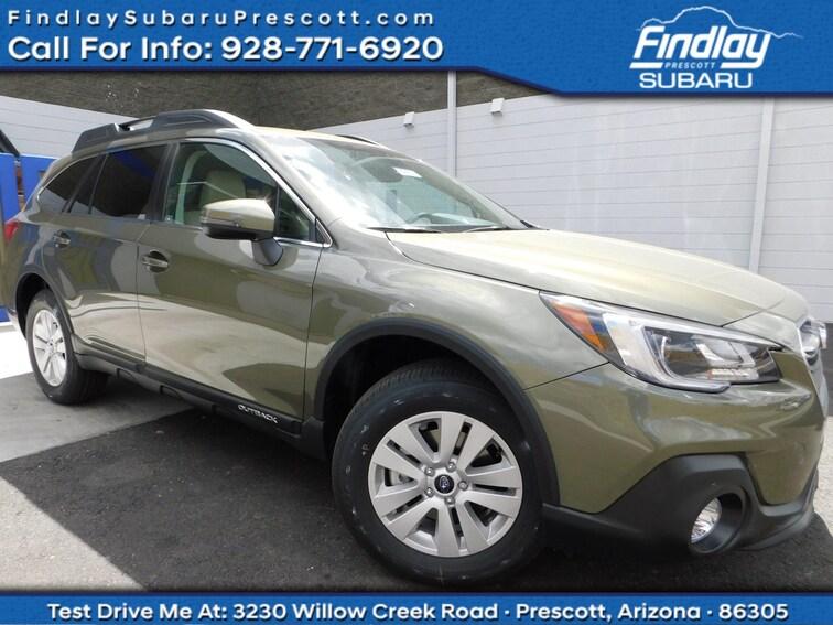 New 2019 Subaru Outback 2.5i Premium SUV in Prescott, AZ