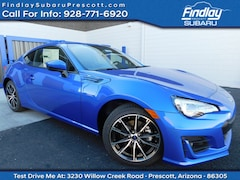 New 2019 Subaru BRZ Limited Coupe in Prescott, AZ