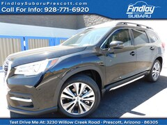 New 2019 Subaru Ascent Limited 8-Passenger SUV 4S4WMALD4K3480625 for Sale in Prescott, AZ