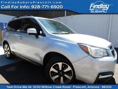 Used 2018 Subaru Forester Premium SUV JF2SJAGC3JH449950 for Sale in Prescott, AZ