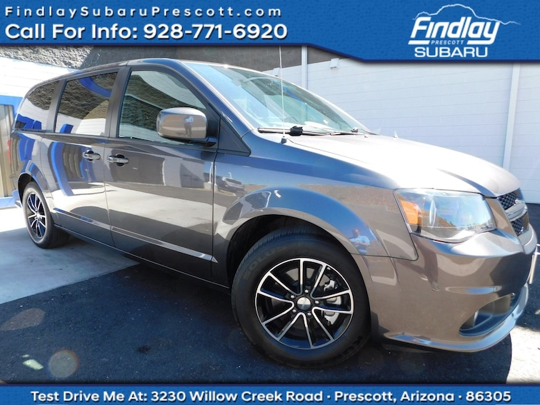 2018 Dodge Grand Caravan SE Plus Van Passenger Van 2C4RDGBG8JR201134