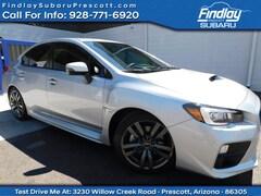 Certified Pre-Owned 2017 Subaru WRX Limited Sedan JF1VA1N6XH8840568 for Sale in Prescott, AZ