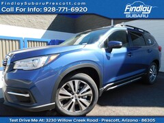 New 2019 Subaru Ascent Limited 8-Passenger SUV for Sale in Prescott, AZ