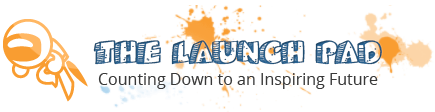 Logo: The Launch Pad Teen Center