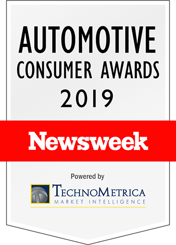 Newsweek: Automotive Consumer Awards 2019