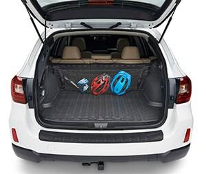 Subaru Outback Cargo Space - Findlay Subaru Prescott