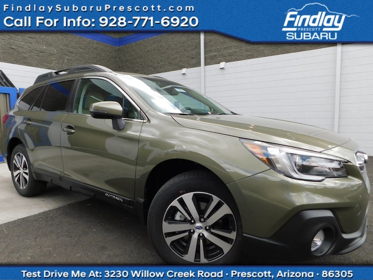 New 2019 Subaru Outback 2.5i Limited SUV in Prescott, AZ