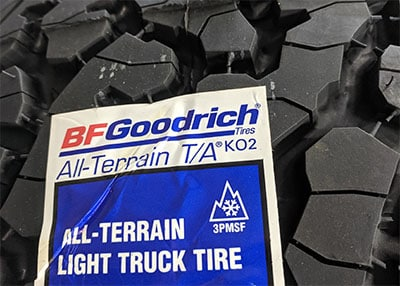 BFG KO2 Offroad tires for sale in Prescott, Az