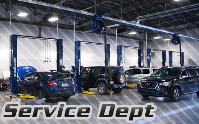 Subaru Service Available in Prescott, Arizona
