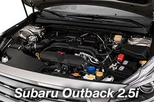 Subaru Outback 2.5i Engine - Findlay Subaru Prescott