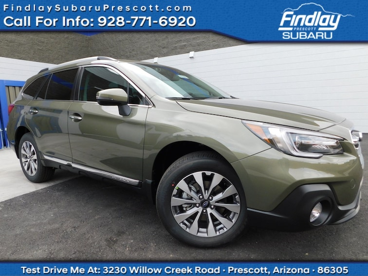 New 2019 Subaru Outback 2.5i Touring SUV in Prescott, AZ