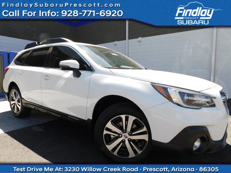 New 2019 Subaru Outback 3.6R Limited SUV in Prescott, AZ