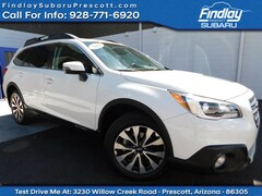 Certified Pre-Owned 2015 Subaru Outback 2.5i Limited SUV 4S4BSANC7F3331009 for Sale in Prescott, AZ