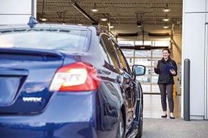 Findlay Subaru Prescott Express Service - Quick Lube in Prescott Arizona