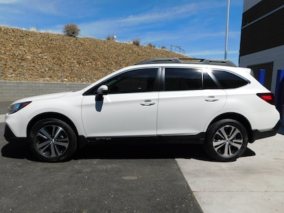 New 2019 Subaru Outback 3 6R Limited for Sale in Prescott, AZ | Lease SUV  Crystal White Pearl Ext