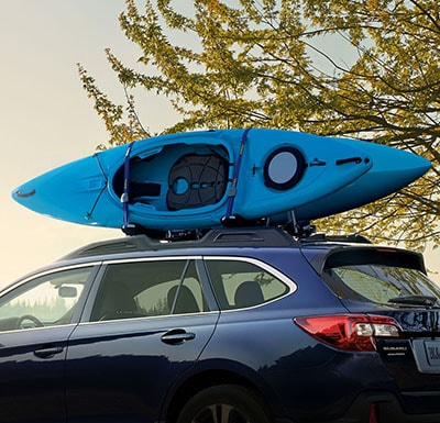 Thule Kayak Racks available at Findlay Subaru Prescott