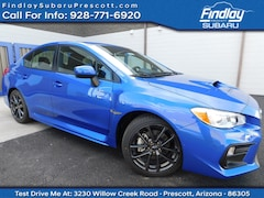 New 2019 Subaru WRX Premium (M6) Sedan for Sale in Prescott, AZ