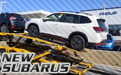 New Subarus for sale in Prescott, Arizona