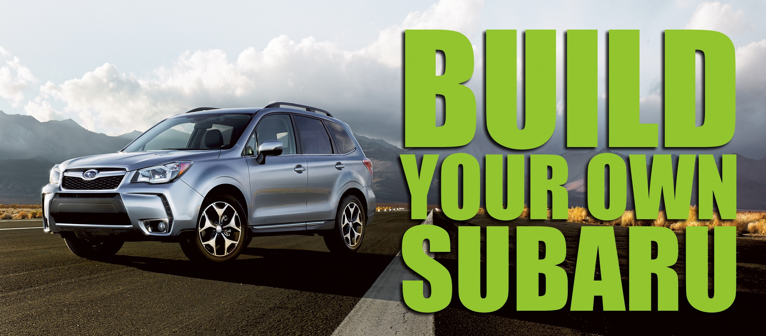 Build Your Own Subaru >> Build Your Dream Subaru Findlay Subaru